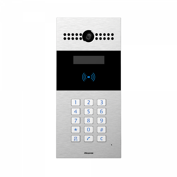 R27A Intercom-Video,Reader&Keypad-Akuvox