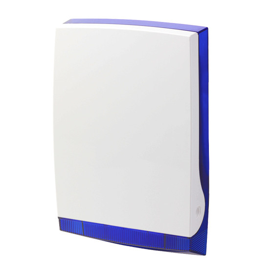 ISRW6-12B Blue wl. outdoor siren