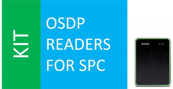 SPC OSDP + VR10S-MF