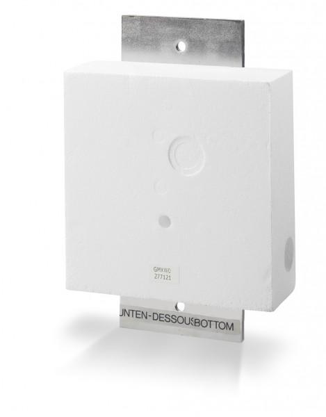 GMXW0 Wall / Ceiling recess box - GM7xx