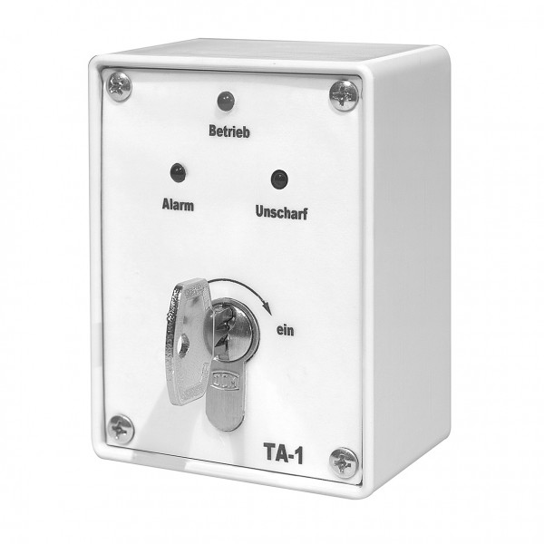 TA-1 Day alarm device with key switch