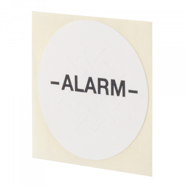 FAT6A/7'Alarm' Alarmschild