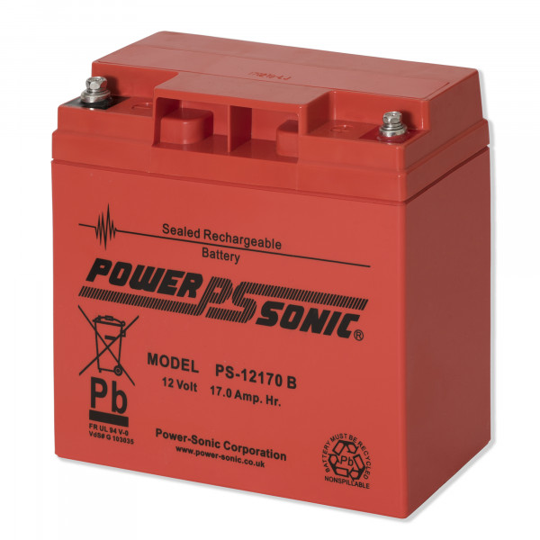 PS12170 Battery 12v/17.0Ah Flame Ret.